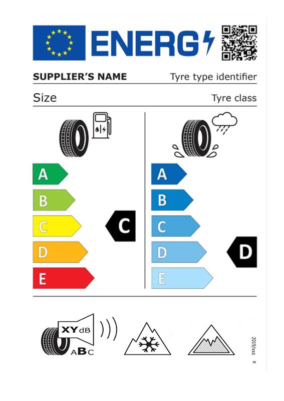 Etichetta europea 2021