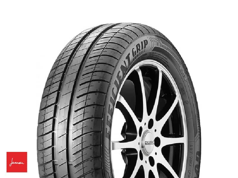 Test Goodyear Efficient Grip Compact