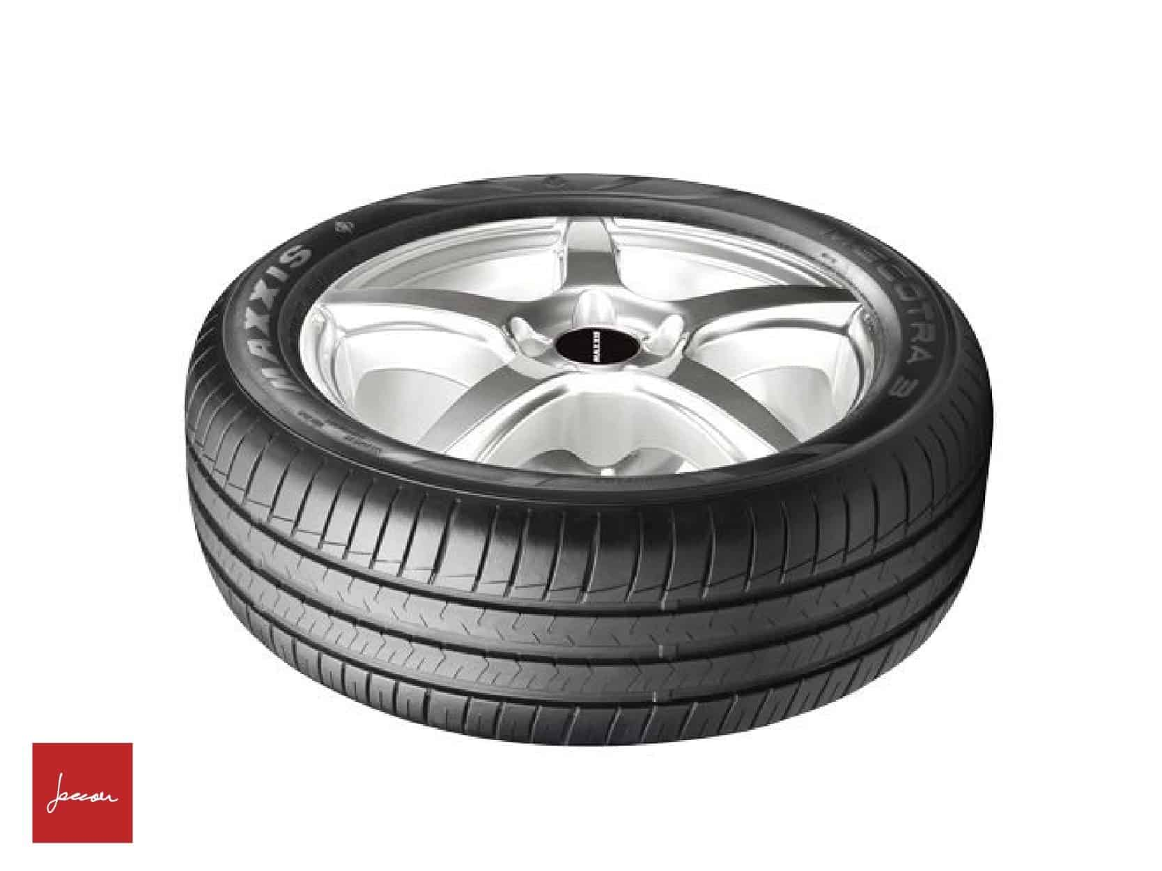 1x Pneumatici gomme Pneumatico estivo Maxxis Mecotra ME3 185//65R15 88T