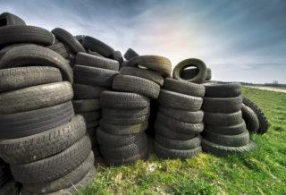 Pneumatici Fuori Uso: chi li raccoglie e come si riciclano